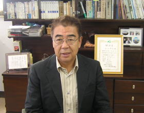 代表取締役社長 迫田 博信 氏