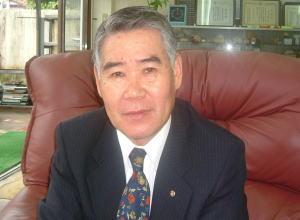 代表取締役 有馬 戦男 氏