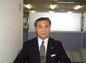 取締役総務部長 西 邦光 氏
