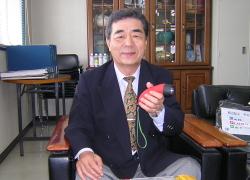 代表取締役社長 川原 忍 氏