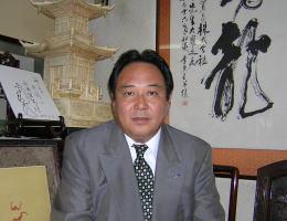代表取締役 内田信光 氏