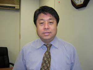 常務取締役 内野 俊之 氏